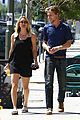 kaley cuoco and boyfriend karl cook step out for a lunch date 30