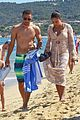 stephen curry goes shirtless for beach vacation with ayesha 09