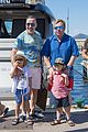 elton john david furnish vacation with children in st tropez 16
