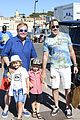 elton john david furnish vacation with children in st tropez 24