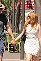 isla fisher sacha baron cohen st tropez vacation 16