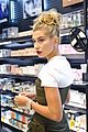 hailey baldwin sephora shop justine skye second bday party 13