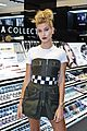 hailey baldwin sephora shop justine skye second bday party 20