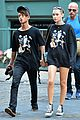 jaden smith hplds girlfriend sarah snyder hand in nyc15611mytext