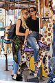 kourtney khloe kardashian ride a merry go round together 19