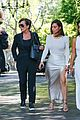 kim kardashian family lunch after car accident 16