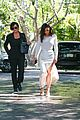 kim kardashian family lunch after car accident 24