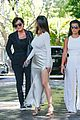 kim kardashian family lunch after car accident 31