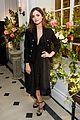 lily james celebrates buberry black campaign 08
