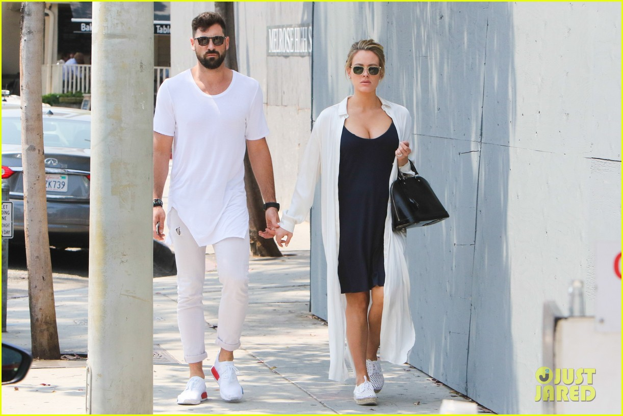 108cb8d4f84 Maksim Chmerkovskiy Treats Peta Murgatroyd To Lunch After His DWTS Return  Announcement  Photo 3742275   Maksim Chmerkovskiy, Peta Murgatroyd Pictures    Just ...