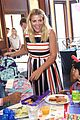busy philipps hosts baby2baby back to school event with daughter birdie 08