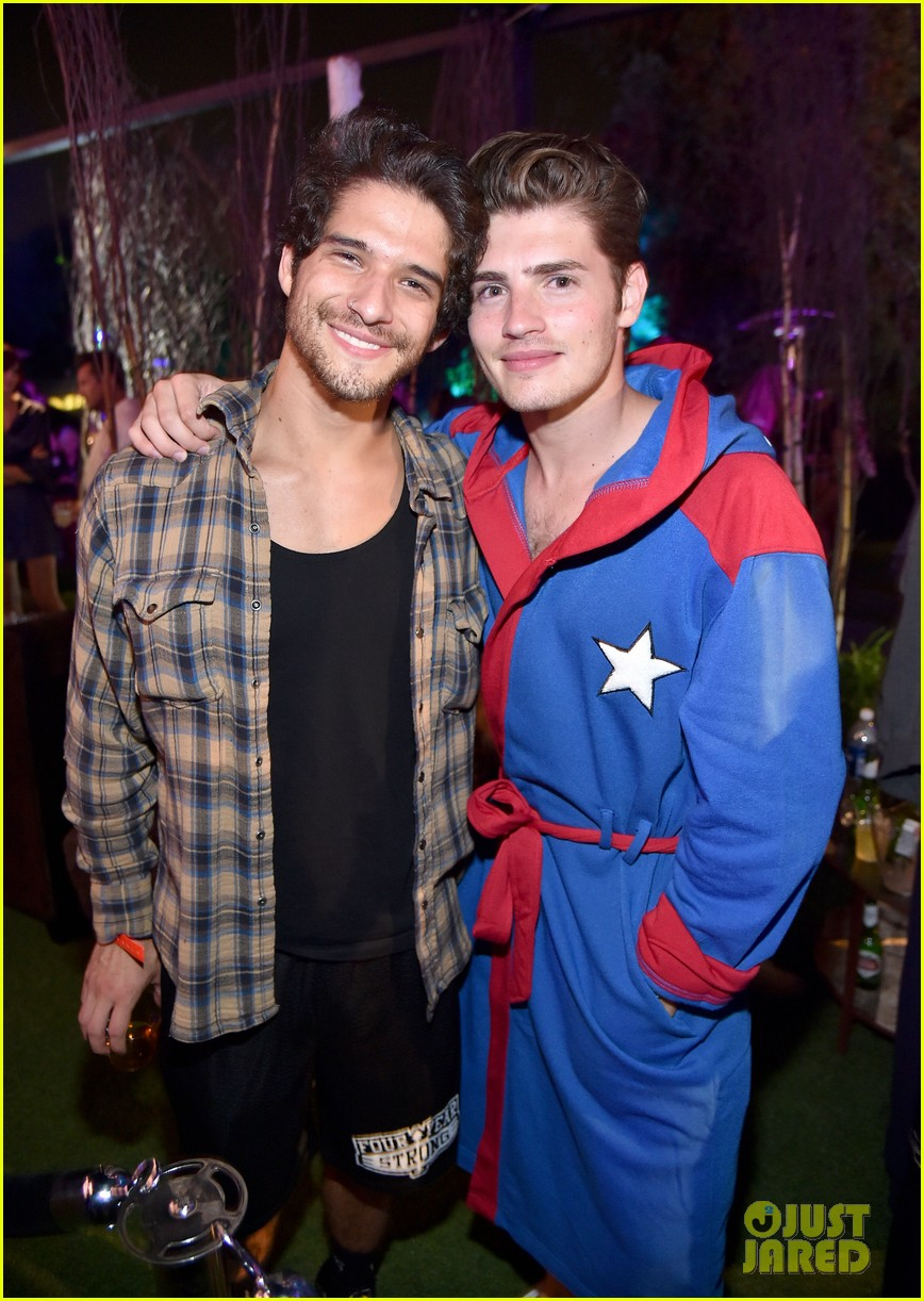 tyler posey gregg sulkin playboy party 013744487