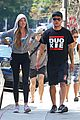 ryan phillippe paulina slatger hike 01