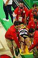 samir ait said breaks leg in scary rio olympics injury 08