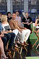 will smith suicide squad cast stops by good morning america 12