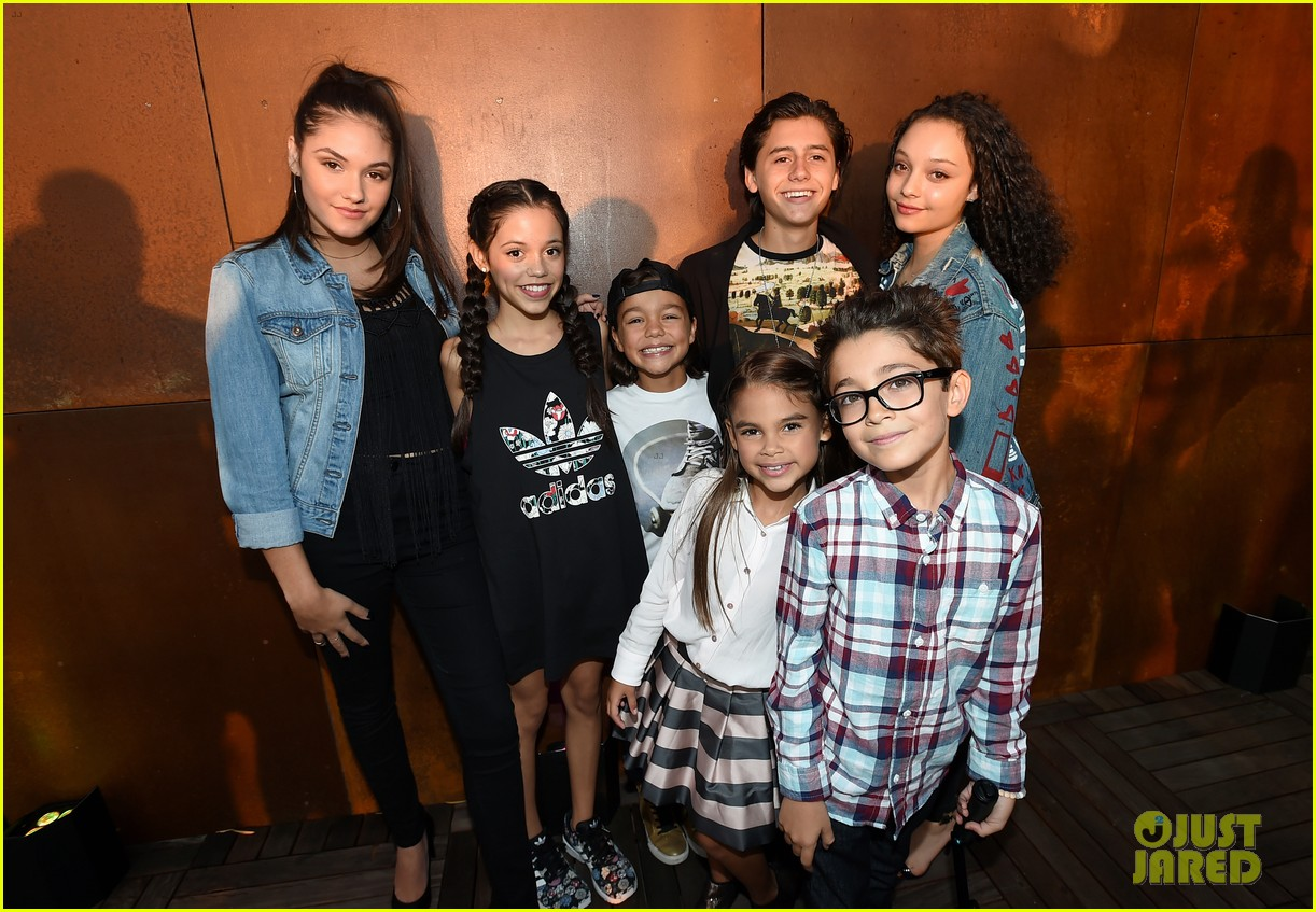 stuck in the middle cast just jared jr disney mix launch party 033738121