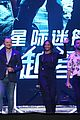 star trek cast china zoe saldana chris pine 12