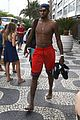 team usas olympic basketball team hang out on the beach in rio 20