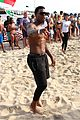 team usas olympic basketball team hang out on the beach in rio 28