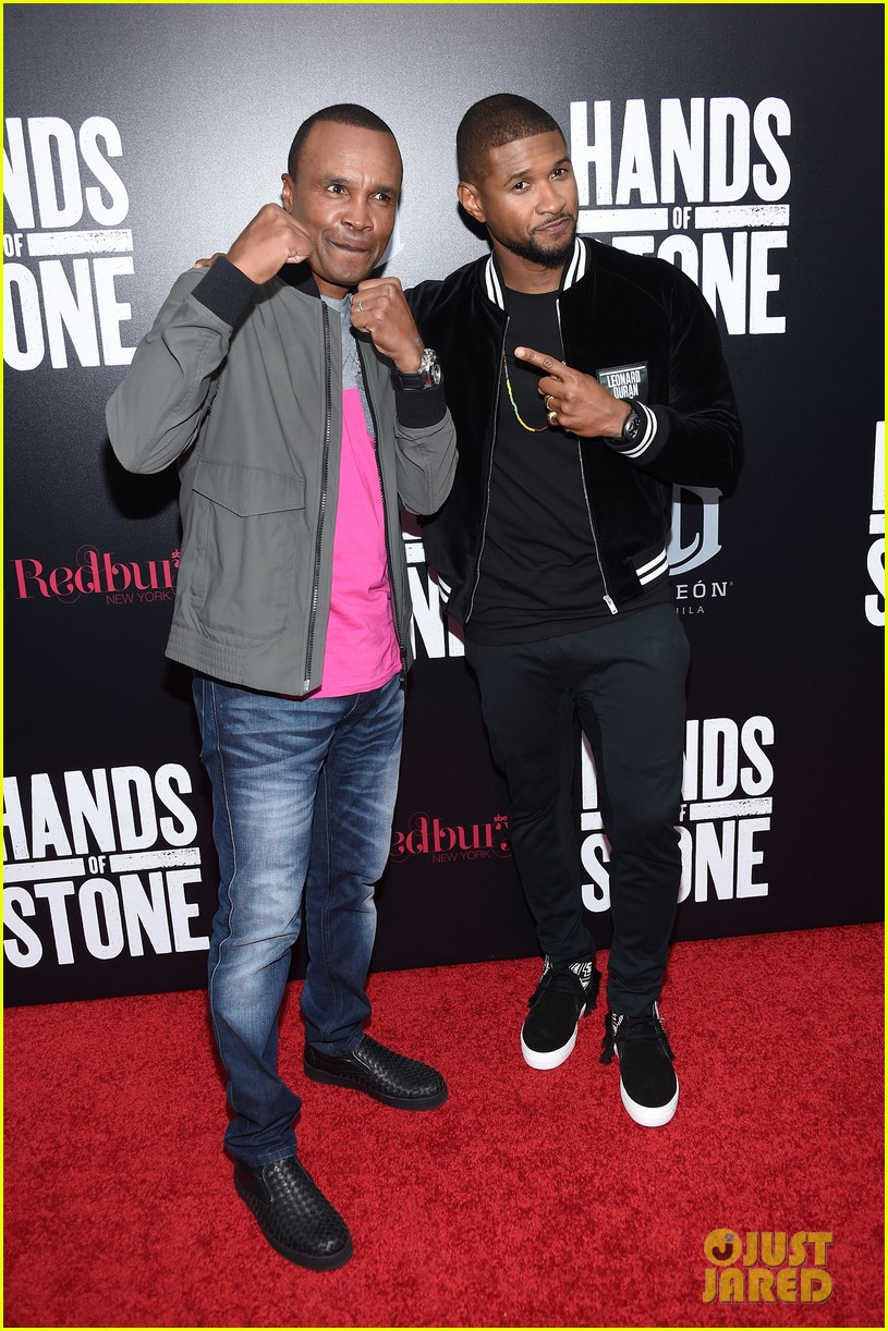usher hands of stone premiere 033739986