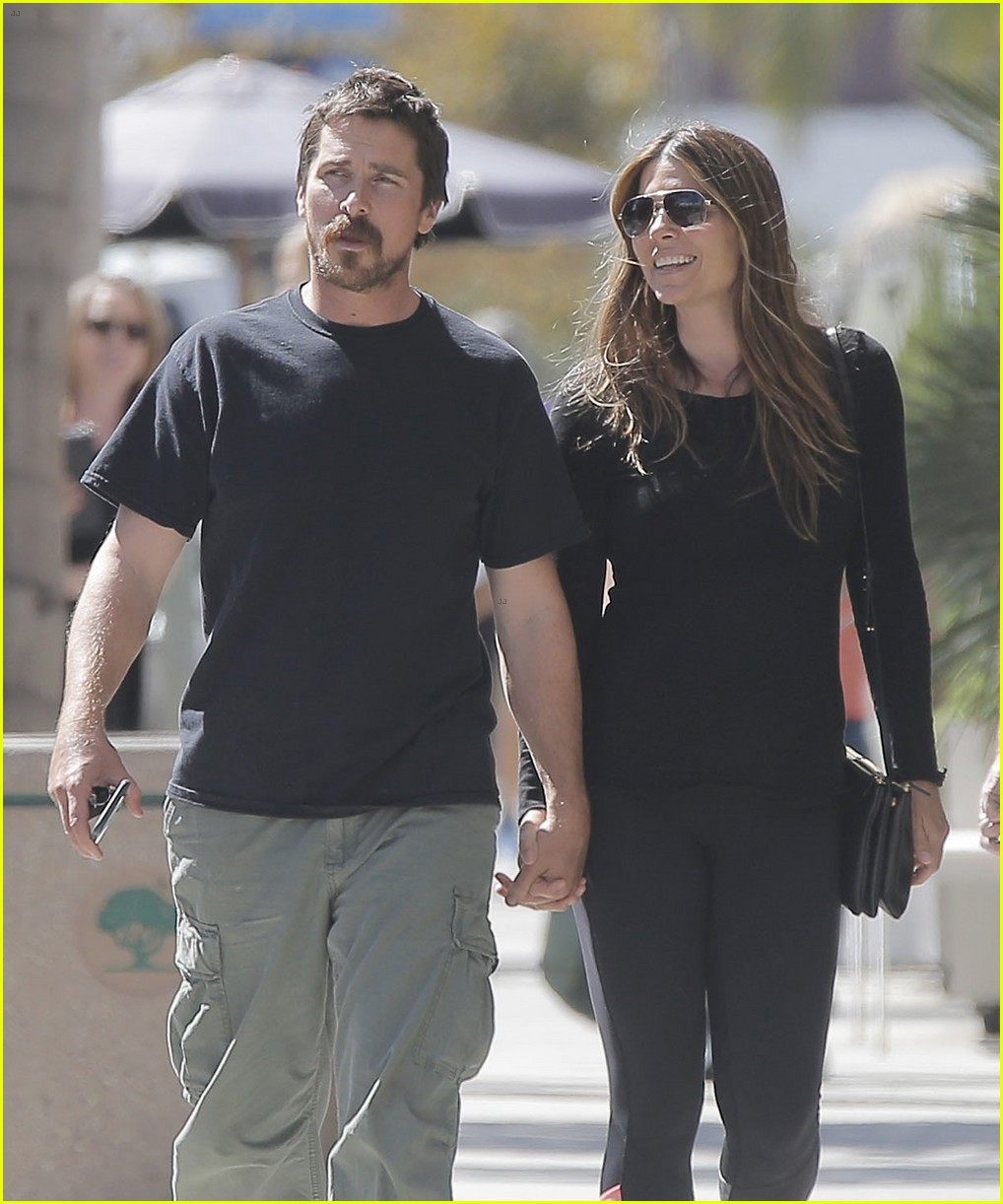 christian bale sibi blazic step out for lunch 063770806