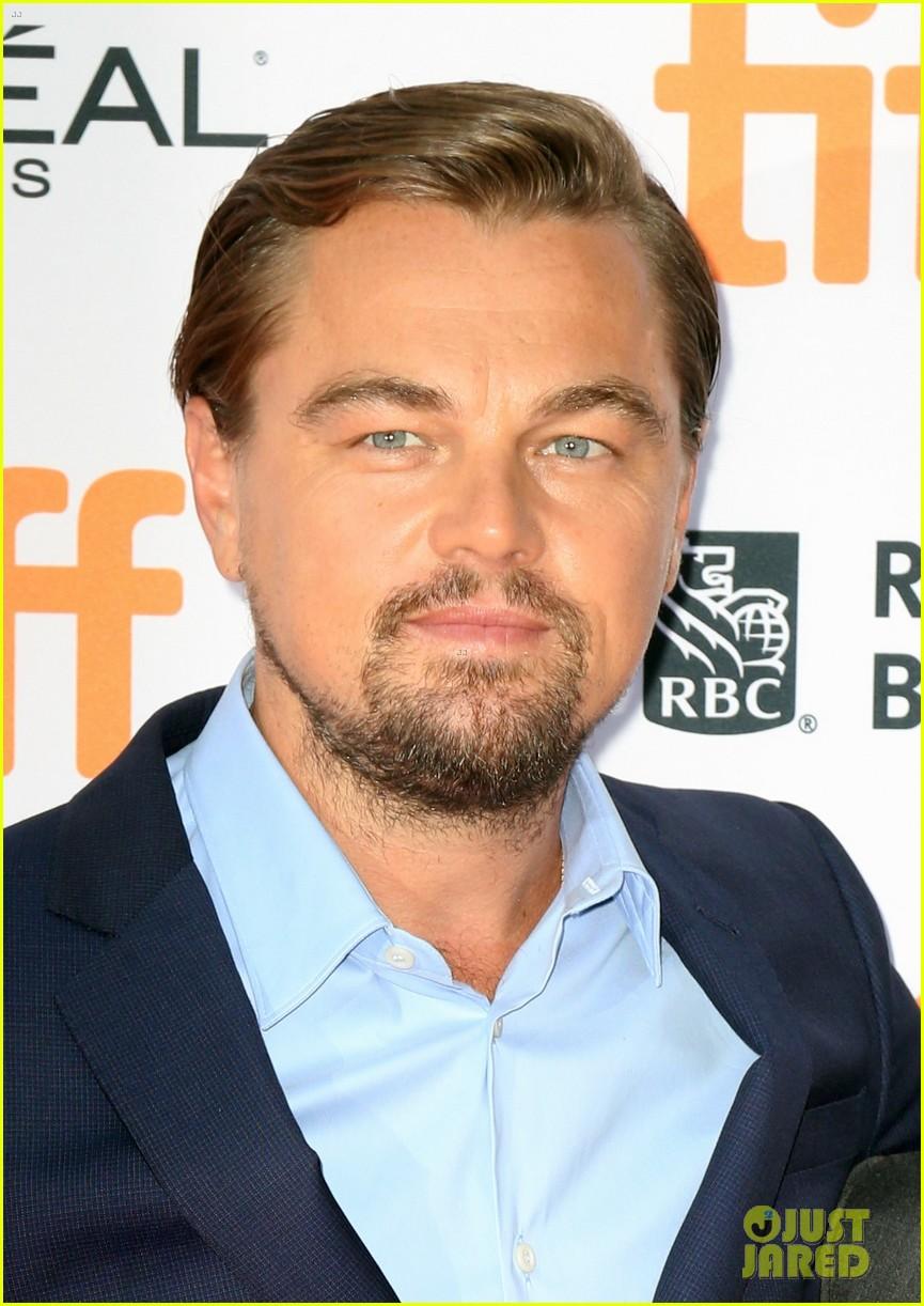 Leonardo DiCaprio Suits Up for 'Before the Flood' TIFF Premiere: Photo 3754193 | 2016 Toronto Film Festival, Brett Ratner, Fisher Stevens, Leonardo DiCaprio ...