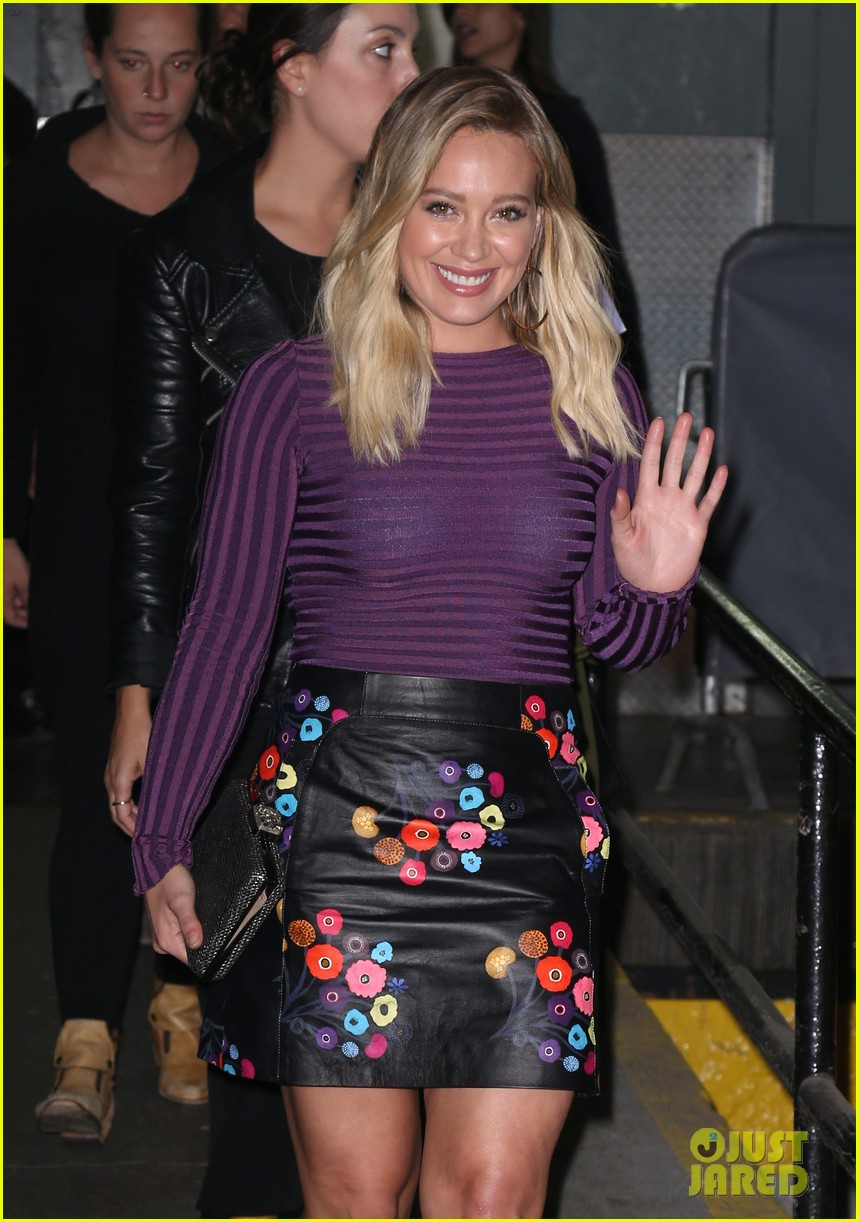 hilary duff dating list Hilary duff took a dating cue from selena gomez and justin bieber and now her relationship's great.