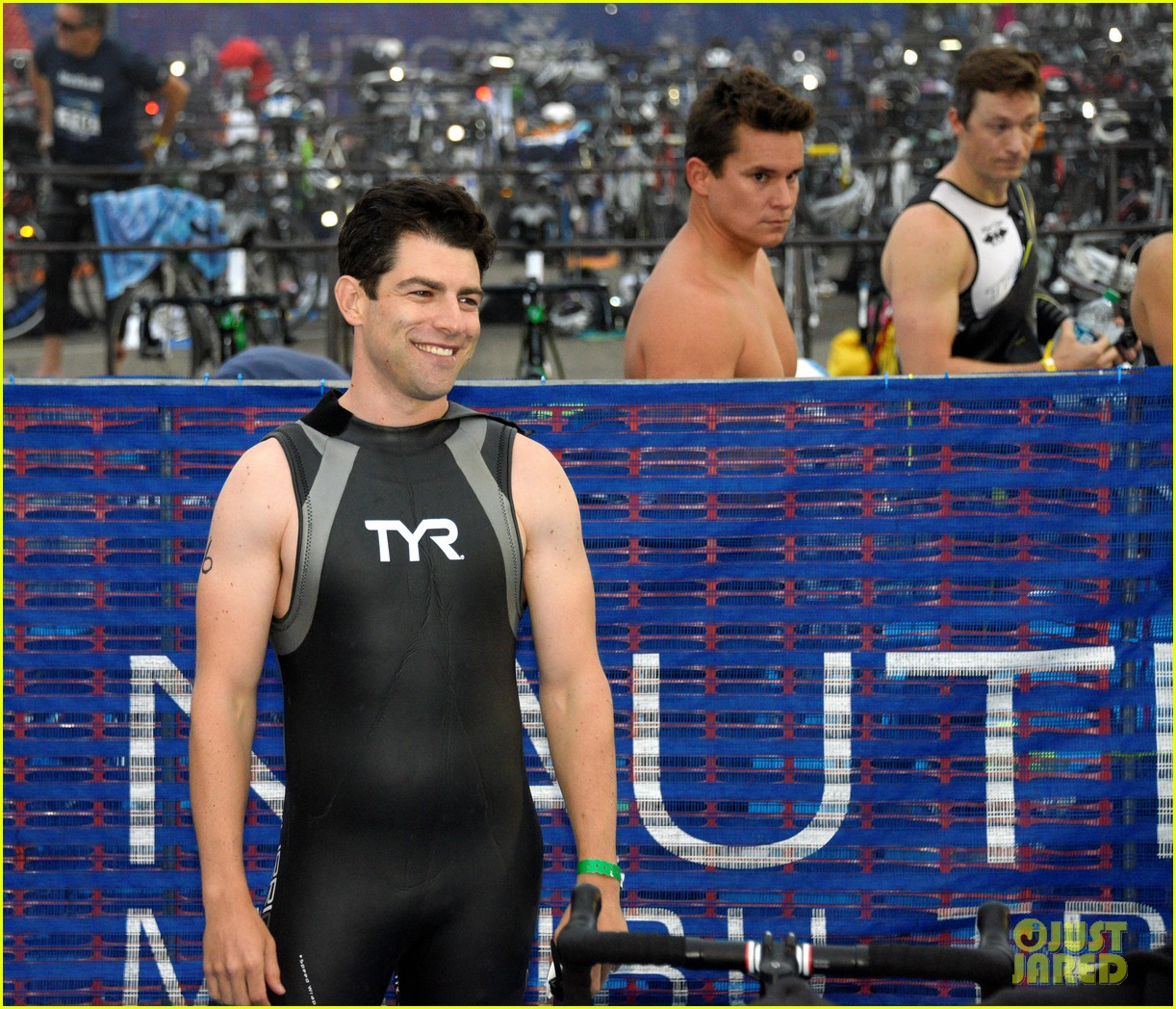 james marsden zac efron among celebs malibu triathlon 583763421