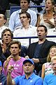 hugh jackman ben stiller double date at us open505mytext