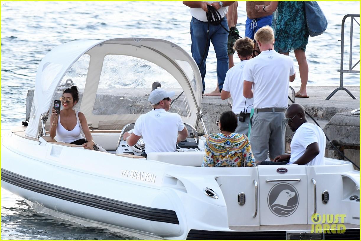 kourtney kardashian kris jenner capri vacation 283749598