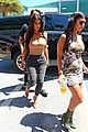 kim kourtney and khloe kardashian enjoy their friday in miami 20