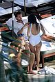 kourtney kardashian and scott disick hang out poolside together 08