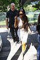 kim kardashian goes braless while wearing see through top 20