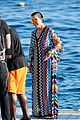 kourtney kardashian waterslides off a yacht with mom kris jenner corey gamble01126mytext