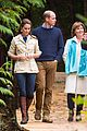 kate middleton and prince william visit a rainforest during their royal tour of canada 10