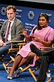 mindy kaling meets her soulmate at paleyfest 36