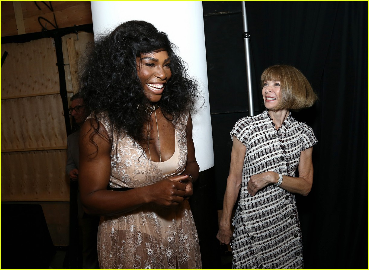 serena williams debuts hsm collection at nyfw 023757939