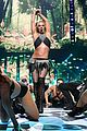 britney spears slays on stage at iheart radio music festival in vegas 16