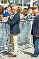stanley tucci felicity blunt 2016 deauville festival 12