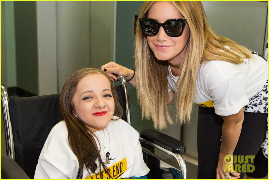 ashley tisdale lucy hale more st jude cancer walk 143769583