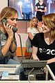 kristen wiig enthusiastically shows her support at the stand up to cancer telecast 28