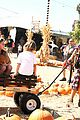 alessandra ambrosio visits a pumpkin patch with her kids 16