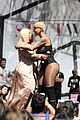 blac chyna supports bff amber rose at slutwalk00305mytext