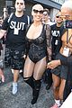 blac chyna supports bff amber rose at slutwalk00702mytext