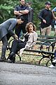 jennifer lopez shades of blue on set gunfire 08