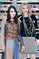 courtney love takes daugther frances bean cobain to chanel fashion show 03