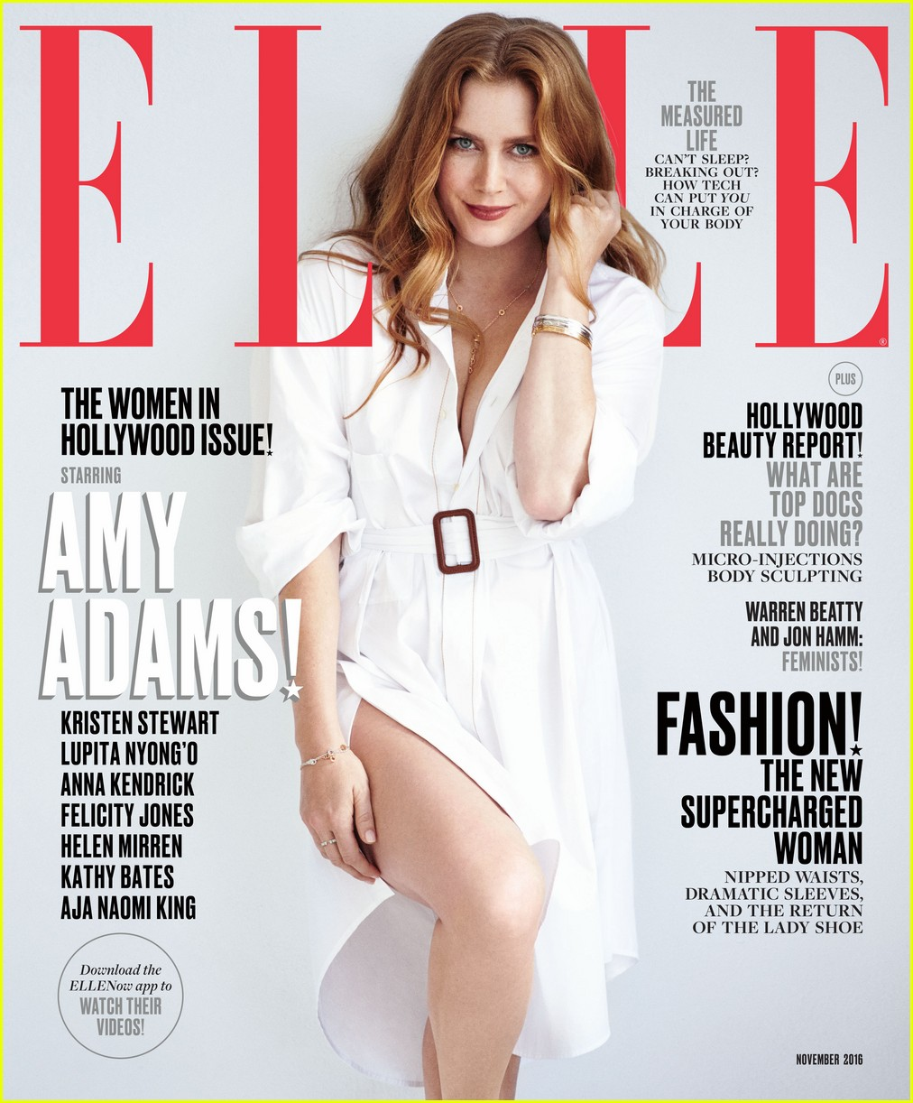 elle women in hollywood issue 013782084