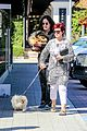 sharon and ozzy osbourne show some pda while out and about in malibu 10