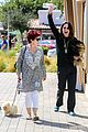 sharon and ozzy osbourne show some pda while out and about in malibu 18