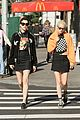 kristen st vincent grab lunch together in nyc00101mytext